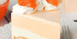 orange creamsicle ice cream cake u2013 the baking bit