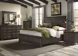 what you should wear to king bedroom set cheap king liberty thornwood hills rock beaten gray panel storage bedroom set