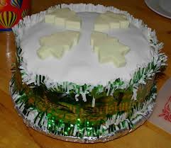 Christmas Cake Decorating No Icing by 170334 Christmas Cake Decorating Ideas No Icing Decoration Ideas