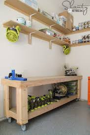 Plans For Building A Wooden Workbench by 49 Free Diy Workbench Plans U0026 Ideas To Kickstart Your Woodworking