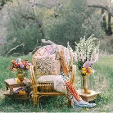 mariage hippie decoration mariage boheme décorations de mariage