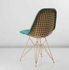 lot 121b256 u0027dkr u0027 chair on eiffel tower base u0027 1951 53 eames