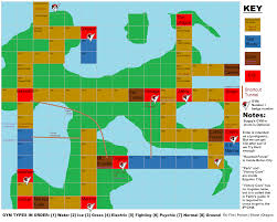 Safari Zone Red Map Map Of Rijon First Edition Twitchplayspokemon