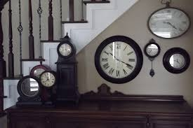 Clock For Bathroom Outstanding Decorative Wall Clocks For Kitchen Beautiful Wall