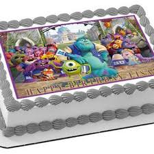 monsters inc cake toppers best monsters inc products on wanelo