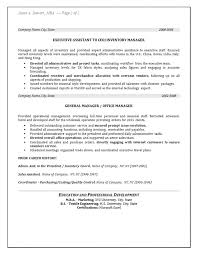 Samples Of Professional Resumes by Inventory Resume Example