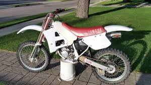 old yamaha dirtbike motorcycles for sale