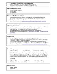 Sample Resume Format Word File by Resume Format Of Resume In Word File Resumes For College