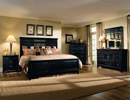 Brilliant Black Bedroom Furniture Decorating Ideas Decor On - Bedroom ideas black furniture
