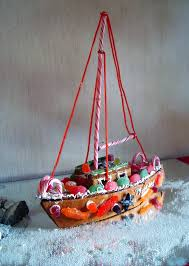 Gingerbread Boat Template 43 best gingerbread boats and ships images on