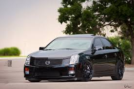 2006 cadillac cts v cadillac cts v generation one with custom 6 lug 19 inch forgestar