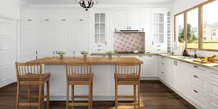 wooden kitchen design l shape transitional white l shaped kitchen with island op17 pvc02