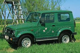 suzuki jimny sj410 the suzuki 4x4 that cornered like a motorbike motoring research