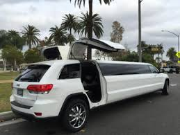 white jeep grand cherokee limousine for sale 2015 jeep grand cherokee in los angeles ca