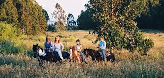 getaways horseback vacations in usa