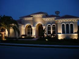exterior house lighting ideas exterior