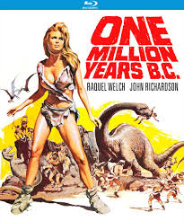Hit The Floor Raquel Death - beauties and the beasts in blu ray one million years b c and
