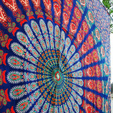 Ethnic Indian Home Decor Hippie Tapestries Mandala Tapestries Queen Boho Tapestries Wall