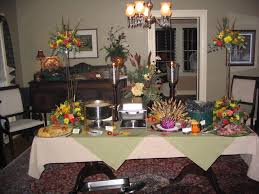 how to prepare buffet table ideas at home