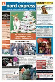 Famila Bad Bramstedt Nord Express Westen By Nordexpress Online De Issuu