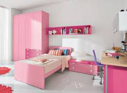 bedroom exquisite awesome pink and purple striped bedroom