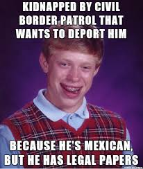 Speak English Meme - worst thing is that one of the guys in patrol can t even speak