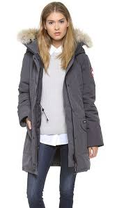 canada goose kensington parka beige womens p 71 108 best parkas images on menswear leather jackets