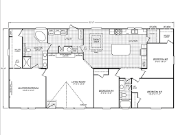 model 32624a manufactured home floor plan or modular floor plans
