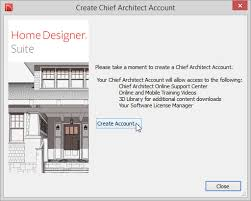 Home Designer Pro Activation Key Creating A Chief Architect Account