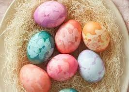 how to dye easter eggs the easy way allrecipes