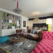 retro livingroom house retro interior design photo retro style interior design