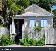 Conch House by Typical Key West Conch Cottage Style Stock Photo 84226648