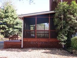 brentwood screened porch nashville tn stratton exteriors