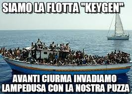 Boat People Meme - siamo la flotta keygen boat people meme on memegen