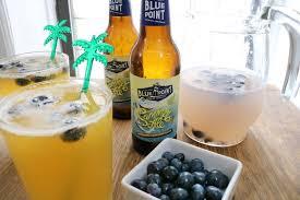 american light lager recipe blueberry summer shandy beer cocktail crafty lumberjacks