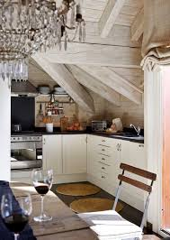 attic kitchen ideas wooden loft kitchen interior reminds me not in material but in