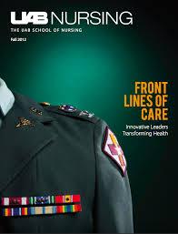 uab of nursing uab nursing magazine