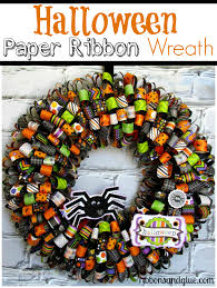 How To Make Halloween Wreaths by How To Make A Halloween Wreath Png
