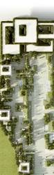the project describes a landscape design and facade design for a