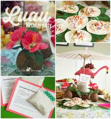 luau party parties for pennies