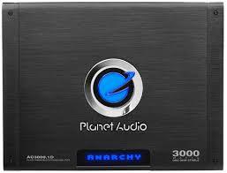 home theater monoblock amplifier ac3000 1d planet audio