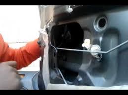 2006 honda accord trunk latch assembly pt 2 96 00 honda civic door handle lock removal