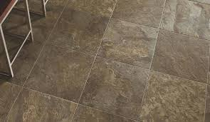 vinyl floor tiles with grout for small dining room spaces with