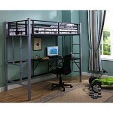 Make Loft Bed With Desk by Loft Bed With Desk On Top Foter