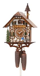 cuckoo clock black forest house ka 877 ex 8 day running time