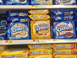 have you tried the new oreo jelly donut cookies u2013 hip2save