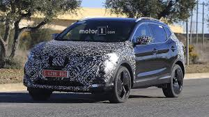 nissan qashqai in usa nissan qashqai facelift spied with camouflaged wheels