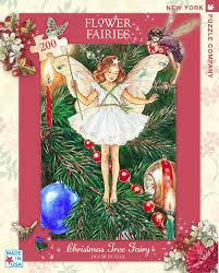 christmas tree fairy children u0027s puzzles puzzlewarehouse com