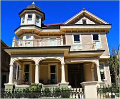 Mini Mansions Homes New Orleans Homes And Neighborhoods New Orleans Mansions