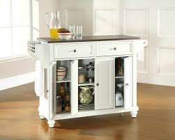 space saving kitchen islands kitchen island kitchen island portable small cart in white